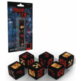 Friday the 13th Dice Set