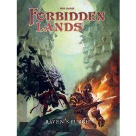 Forbidden Lands - Raven's Purge - EN