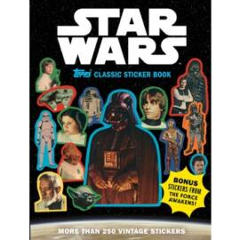 Star Wars Topps Classic Sticker Book - EN