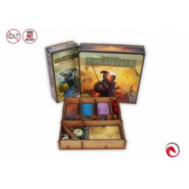 e-Raptor Insert Seven Wonder Duel + expansion