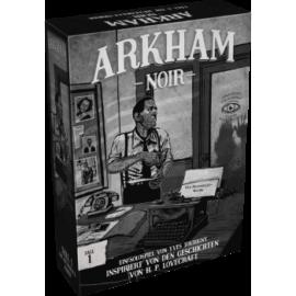 Arkham Noir - Fall 1: Die Hexenkult-Morde (6er-Display) - DE