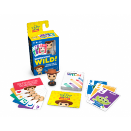 Something Wild Card Game - Toy Story - EN/FR