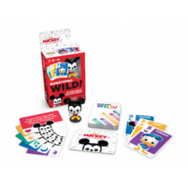 Something Wild Card Game - Mickey & Friends - DE/SP/IT