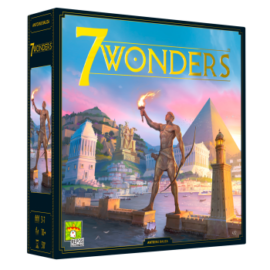 7 Wonders 2nd edition - EN