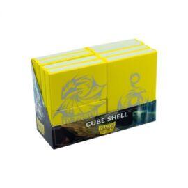 Dragon Shield Cube Shell - Yellow