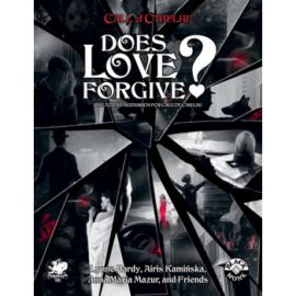 Call of Cthulhu RPG - Does Love Forgive - EN