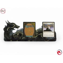 e-Raptor Card Holder L Dragon FullPrint Gray