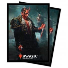 UP - Magic: The Gathering Kaldheim 100ct Sleeve featuring Planeswalker Art 1