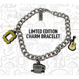 Friends - Limited edition charm bracelet
