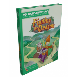 My First Adventure: Finding the Dragon - EN