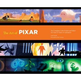 Art of Pixar: 25th Anniv Hc - EN
