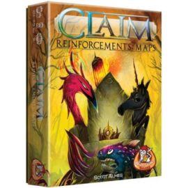 Claim Reinforcements: Maps - EN