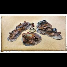 Kraken Wargames - Scrap Piles M