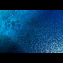 Kraken Wargames Gaming Mat - Ocean Surface 3x3 Gaming Mat 2.0