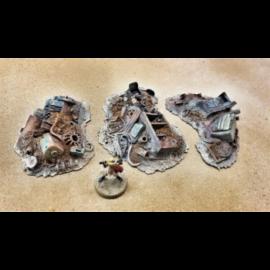 Kraken Wargames - Scrap Piles L