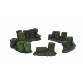 Kraken Wargames - Scrap Supply Set based