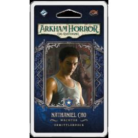 Arkham Horror: LCG - Nathaniel Cho - DE