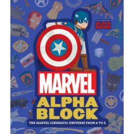 Marvel Alphablock: The Marvel Cinematic Universe from A to Z - EN