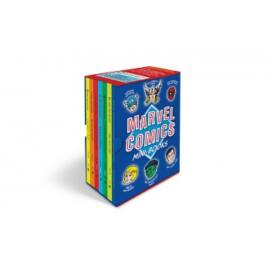 Marvel Comics Mini-Books Collectible Boxed Set: AHistory and Facsimiles of Marvel's Smallest ComicBooks - EN