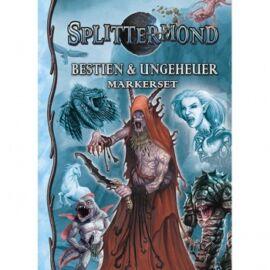 Splittermond - Bestien & Ungeheuer Markerset - DE