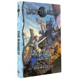 Splittermond - Die Regeln - Taschenbuchausgabe - DE