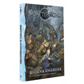 Splittermond - Bestien und Ungeheuer Taschenbuchausgabe - DE