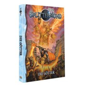 Splittermond - Die Götter Taschenbuchausgabe - DE