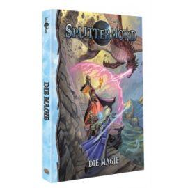 Splittermond - Die Magie Taschenbuchausgabe - DE