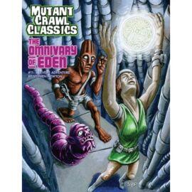 Mutant Crawl Classics #11 - The Omnivary of Eden - EN