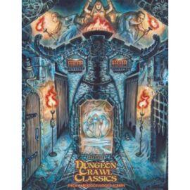 Dungeon Crawl Classics RPG Judges Screen - Thick - EN
