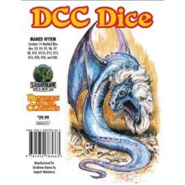 DCC Dice - Maned Wyrm