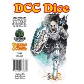 DCC Dice - Skeleton Saint