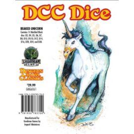 DCC Dice - Beaked Unicorn