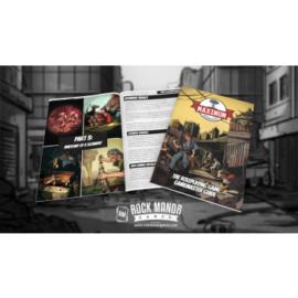Maximum Apocalypse RPG - Gamemaster Guide - EN