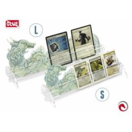 e-Raptor Card Holder L Dragon Transparent