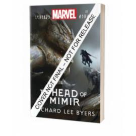The Head Of Mimir A Marvel: Legends Of Asgard Novel - EN