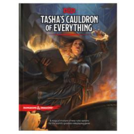 D&D Tasha's Cauldron of Everything - EN