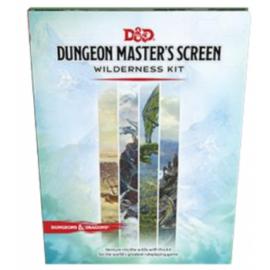 D&D Dungeon Master's Screen Wilderness Kit - EN