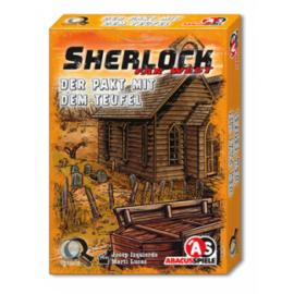 Sherlock Far West - Der Pakt mit dem Teufel - DE