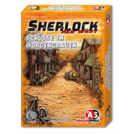 Sherlock Far West - Schüsse im Morgengrauen - DE