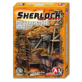 Sherlock Far West - Die verfluchte Mine - DE
