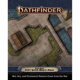 Pathfinder Flip-Mat: City Sites Multi-Pack