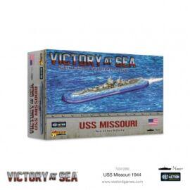 Victory at Sea: USS Missouri - EN