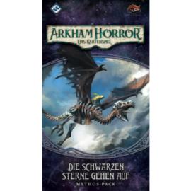 Arkham Horror: LCG - Die schwarzen Sterne gehen auf Mythos Pack - DE