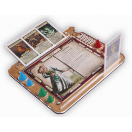 e-Raptor Oragnizer compatible with Talisman 4th ed 2019