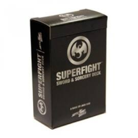 Superfight The Sword & Sorcery Deck - EN