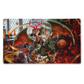Dragon Shield Playmat - Christmas Dragon 2020