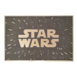 Rubber Mat - Star Wars (Logo)