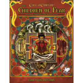 The Children of Fear - A 1920s Campaign Across Asia - EN