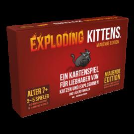 Exploding Kittens (Miauende Edition) - DE